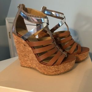 JIMMY CHOO PIERCE WEDGE *BRAND NEW*